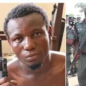 Nigerian Student Arrested With A Gun In School