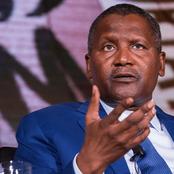 We Are Losing Millions Of Dollars Selling Cement In Nigeria - Dangote