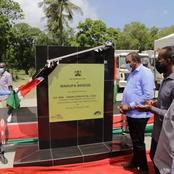 President Uhuru Kenyatta's Development Record, Major Projects that Prove The President's at Work