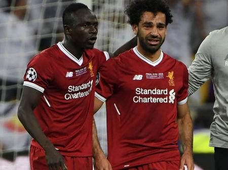 Check Out What Salah Said About Facing Sergio Ramos and Real Madrid In UCL