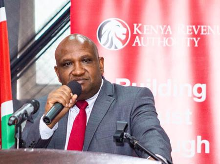 KRA registers an increase in revenue collection for four months running