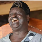 Raila's Cheeky Tweet a Day After BBI's Triumphant Victory