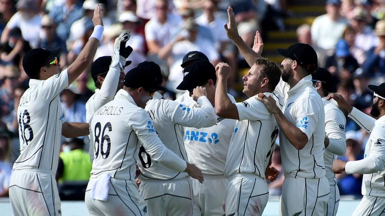 New Zealand seal famous series win over England with eight-wicket triumph at Edgbaston