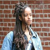 À Seulement 22 ans, Malia Obama est diplômée de Harvard