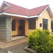 Different Designs For a 4 Roomed House Plans Costing Approximately 350,000 Shillings