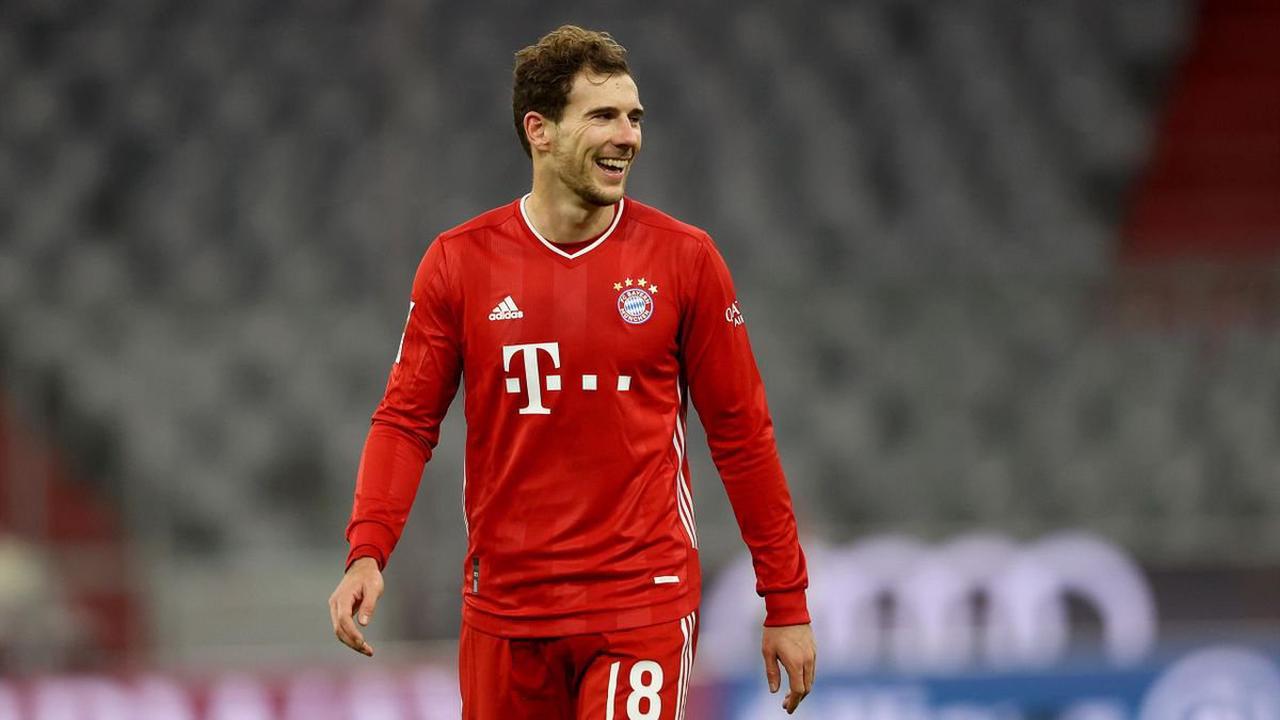 Football news - Real Madrid ready to wait for Bayern's Leon Goretzka as contract runs down