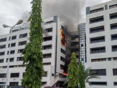 FG orders probe on accountant general for fire outbreak