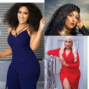 Popular actress, Juliet Ibrahim stuns in beautiful photos as she celebrates 35th birthday