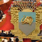 Côte d'Ivoire: voici la composition intégrale du nouveau bureau de l'Assemblée Nationale