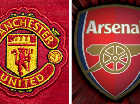 Former Arsenal And Man United Striker Makes Career Saving Move To Premier League Club