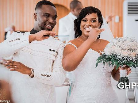 'I didn't marry my wife because she was pregnant - Joe Mettle to critics.