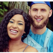 Remember The Igbo Nollywood Actress Who Got Married To A British Husband? Check Out Her Cute Photos