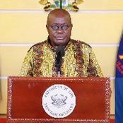 Ghanaians 'joke' as Akufo-Addo addresses the nation on coronavirus