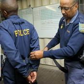The station commanders of Kempton park and Roodepoort police stations were apprehended for fraud.