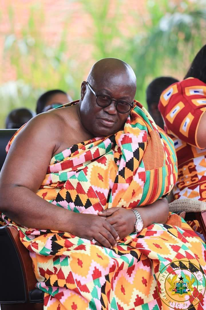 fdce114a68dab3b5ae25af61dd16286d?quality=uhq&resize=720 - Prez. Akufo-Addo, Dr. Bawumia And John Mahama Who Dazzles More In Their Kente Cloth (Photos)