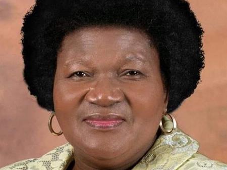 Fikile Mbalula Spits Vulgar As He Gets Told That He Looks Like Fired MEC Sindiswa Gomba