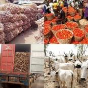 See the 3 things Northern traders requested after lifting the ban on food supply to the south