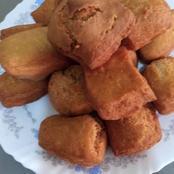 Preparing Sweet Crunchy Kangumus