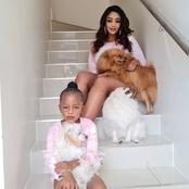 'Prayers And Luck' This Is How Zari Hassan Celebrated With Her Only Daughter On Women's Day