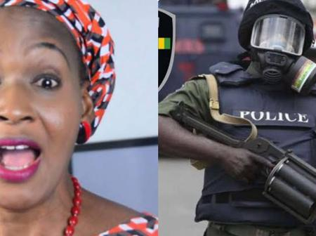 BREAKING: A Governor Just Told Me NPF SWAT Will Officially Lunch Tomorrow - Kemi Olunloyo