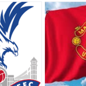 See How United Could Line Up Against Crystal Palace In Their Premier League Clash At Selhurst Park.