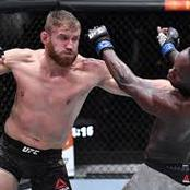 UFC: Israel defeated by Blachowicz, as he suffers first career defeat.