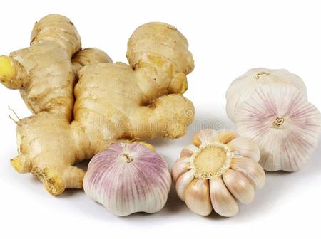 Health Benefits Of Garlic And Ginger