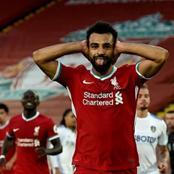 Report: PSG 'make contact' with Salah