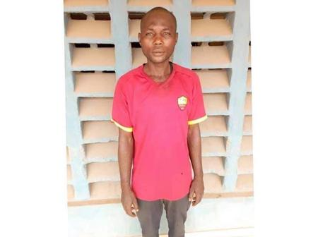 Man Caught Defiling A Four Years Old Girl