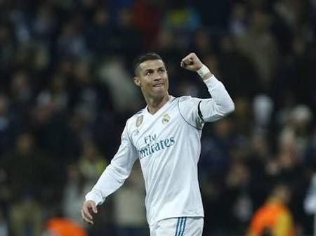 Biography Of A Goal Machine Called Christiano Ronaldo