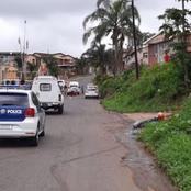 Man shot dead, execution style, near Teddy Mafia's home