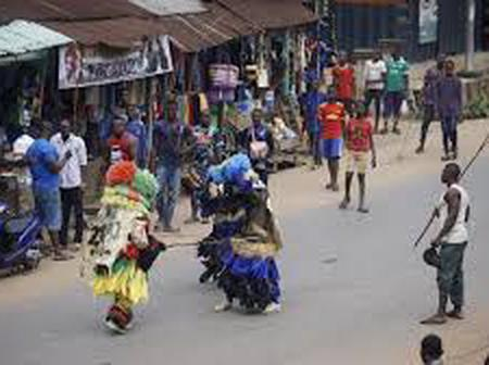 Check out Afiaolu Nnewi festival, one of the best festival you don't have to miss