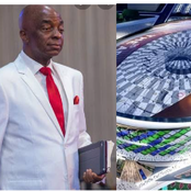 N160 Billion Is Needed For The New Auditorium By Living Faith Church