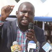 Kipchumba Warns President Uhuru Over 2022 Game Plan, Alleging The Worst Person He Can Shortchange