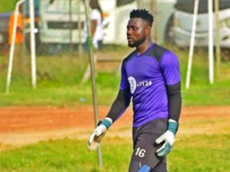 Kindly accuse me yet please give my family a rest - Richard Attah to Hearts fans.