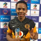 Good news: DSTV premiership confirms life changing news for Nkosingiphile Ngcobo.