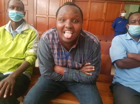 'Dad Wanted me Jailed' Waititu's Son says After Pleading Guilty to Drunk- Driving (Video)