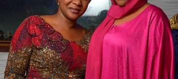 Kannywood: Remember These Two Veteran Actresses, Hadiza Kabara And Abida Muhammad (Pictures)