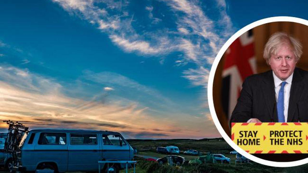The best places to go camping in Cumbria