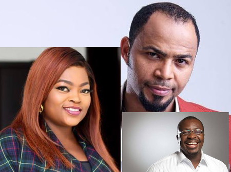 Funke Akindele, Ali Baba And Others React After Ramsey Noah Said This About Hustlers