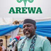 Arewa Blows Hot As They Endorse Senator Rochas As The Best Among Igbo Aspirants For Presidency.