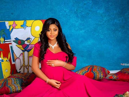Regina Daniels Proves Pregnancy Looked Awesome On Her With These Photos