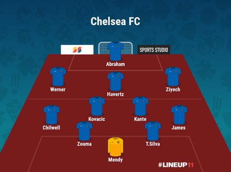 According To Frank Lampard Press Conference, See Chelsea Possible Lineup Against Tottenham