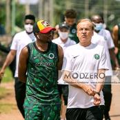 Weeks After Rohr Said NPFL Stars are not Ripe for Super Eagles, Nigeria Captain Joins Kano Pillars