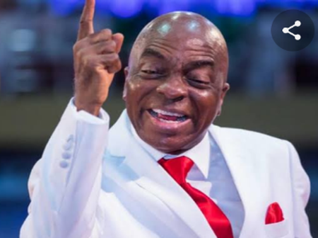 God Has Done It! Bishop Oyedepo Shares Testimony. See What He Said