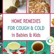 Best Home Remedies for Cough, Cold, Catarrh, and Fever