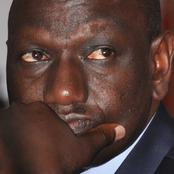 DP Ruto On The Spotlight For Attacking Newspaper Headlines, See What He Posted And The Responses