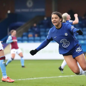 After Chelsea And Arsenal Women Won Their Games, See The Women's Super League Table