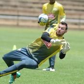 Bafana-Bafana Goal Keeper Training With Glad Africa Championship Side