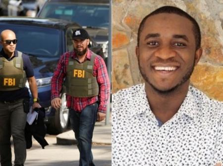 The arrested 'Yahoo boy' Obinwanne Okeke has been sentenced, check out how many years for